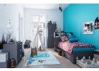 Alexia - šedý nábytek nejen do dětského pokoje