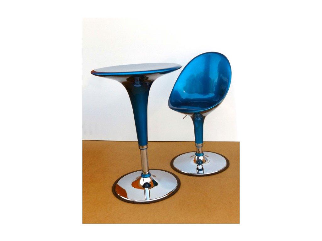 Zvedací stůl a židle - VÝPRODEJ