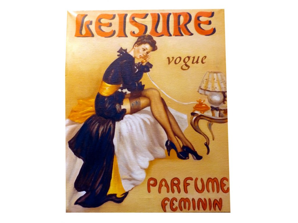 Obraz LEISURE