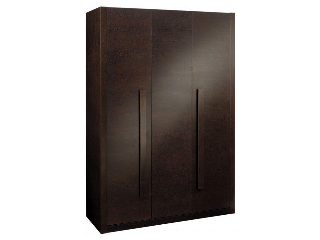 MILANO šatní skříň 3 dveřová