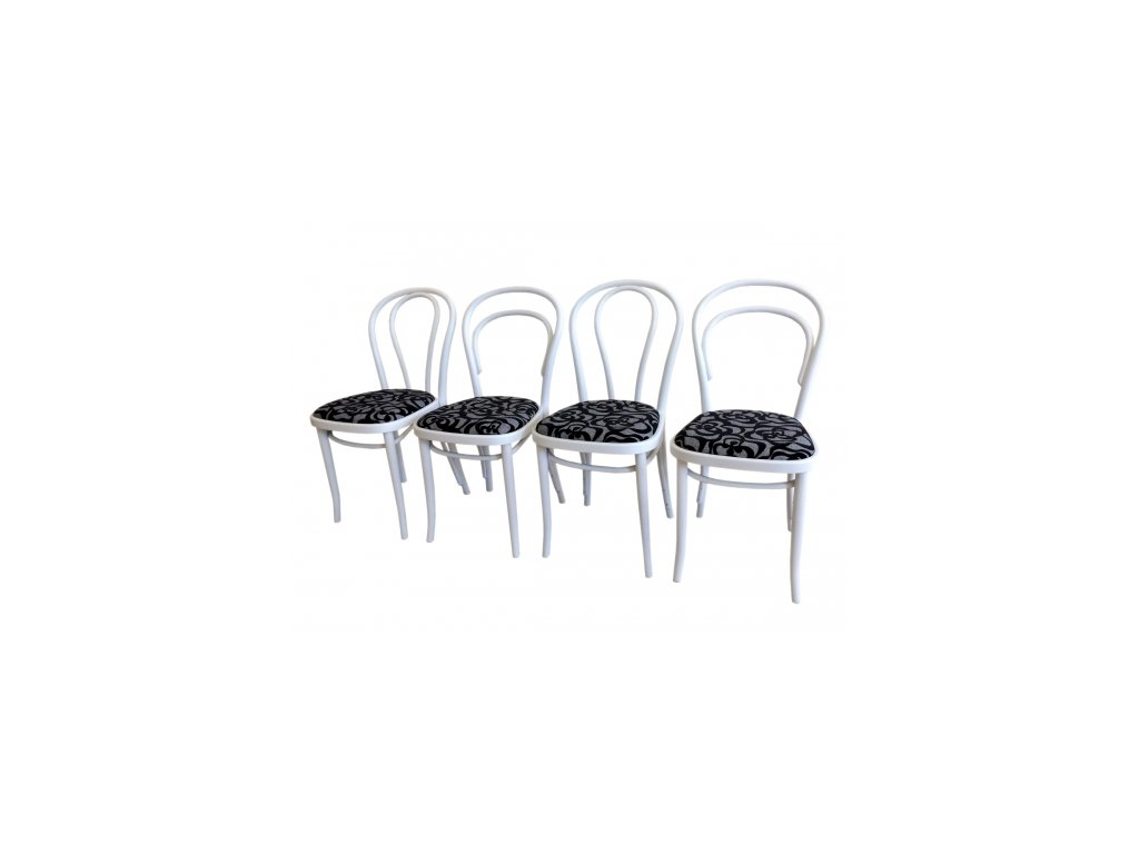 Židle TON - VÝPRODEJ skladem 4 ks