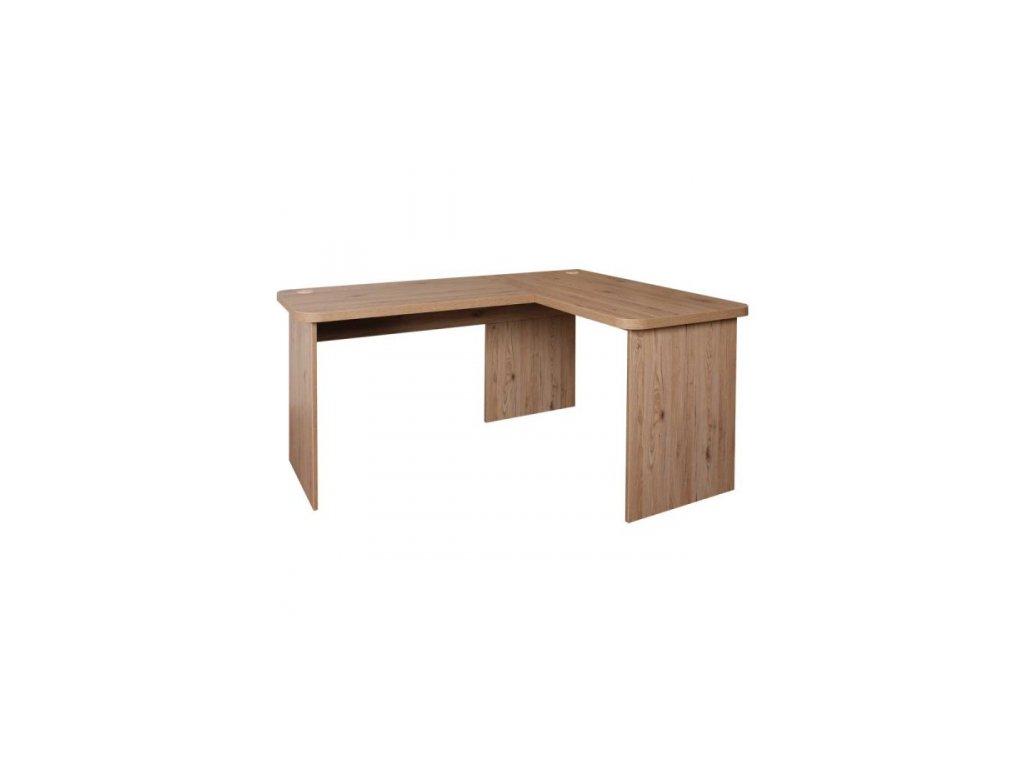 C013 Rohový psací stůl