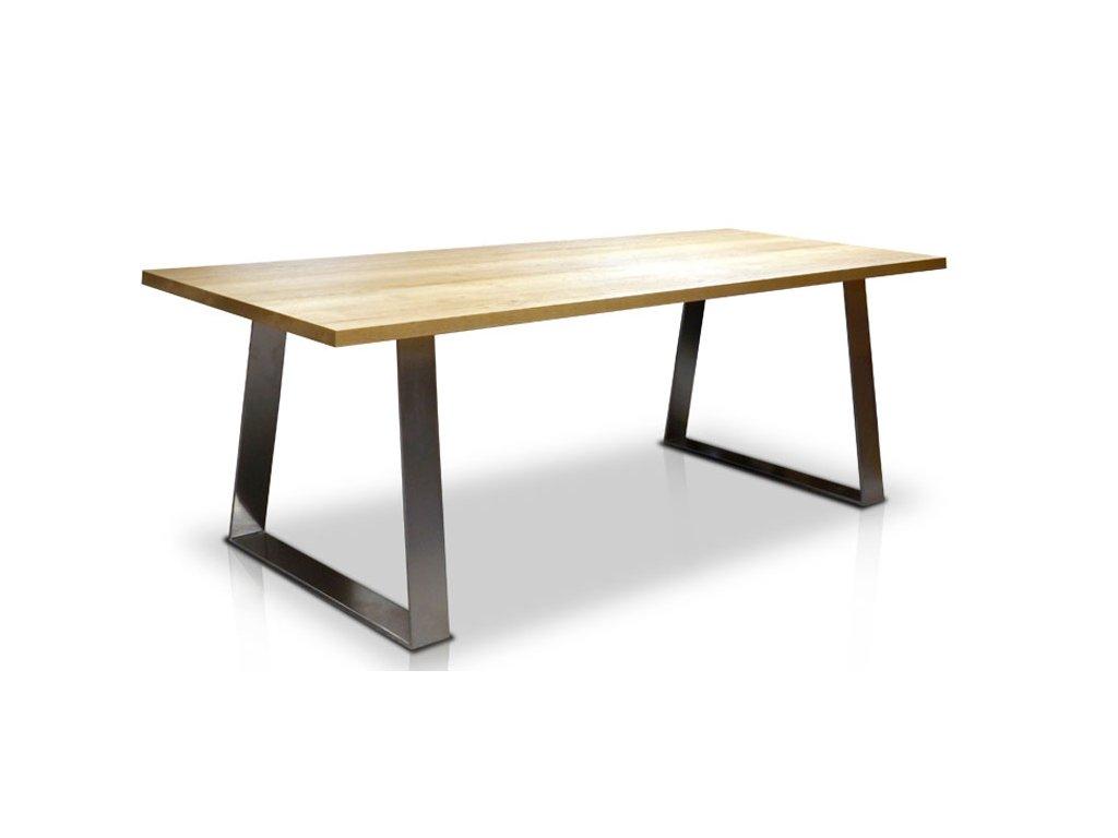 Stůl GOLEM pevný - DUB HALIFAX