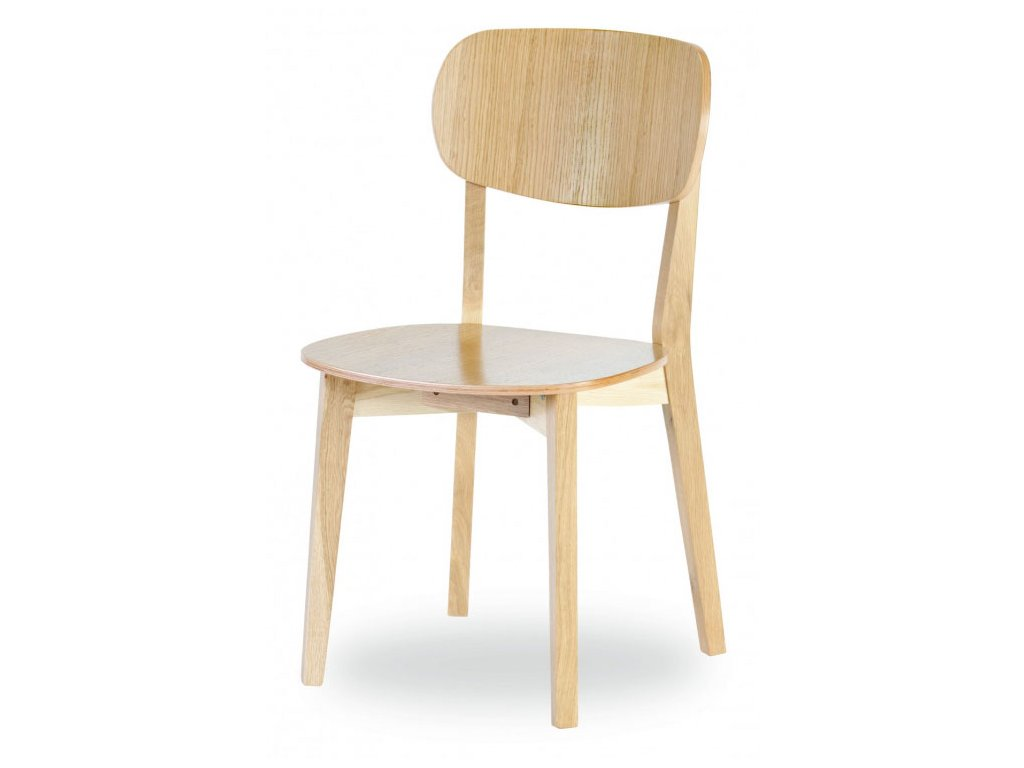 Židle BOB dub
