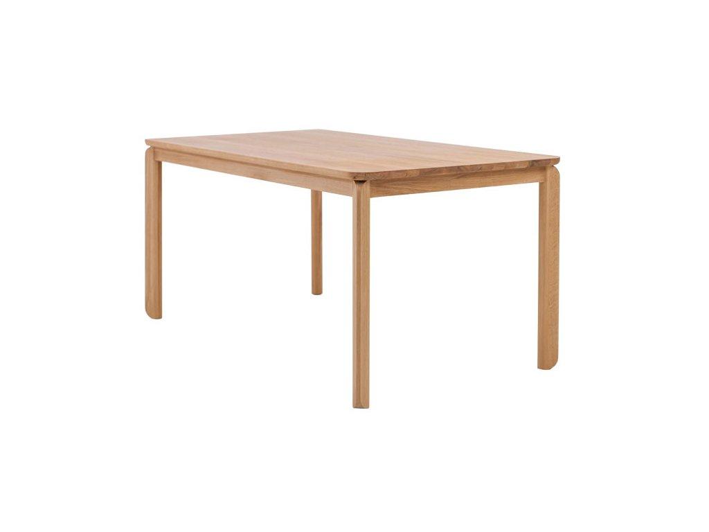 Jídelní stůl GOLF rozkládací - masiv DUB