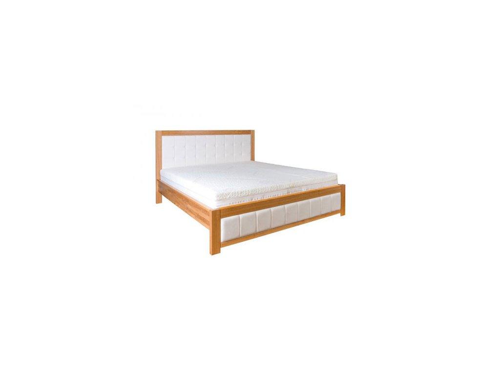 Dubová postel PS 214