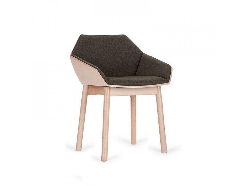 Židle TAKO 2 dub