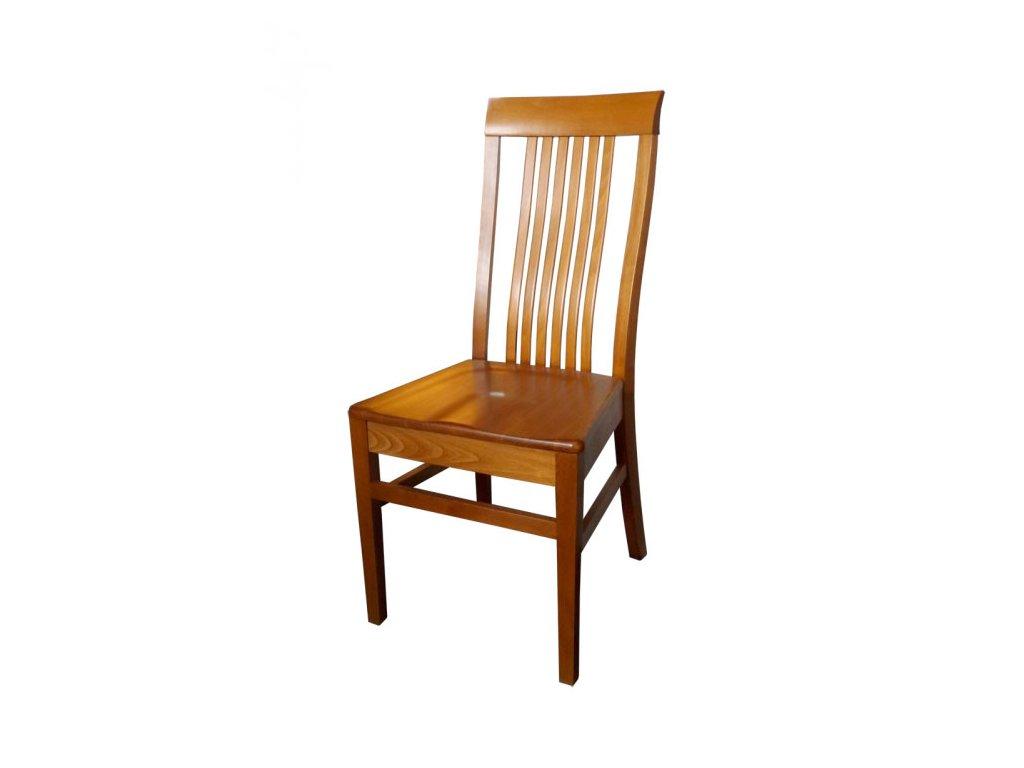 Židle 454 CITY celodřevěná