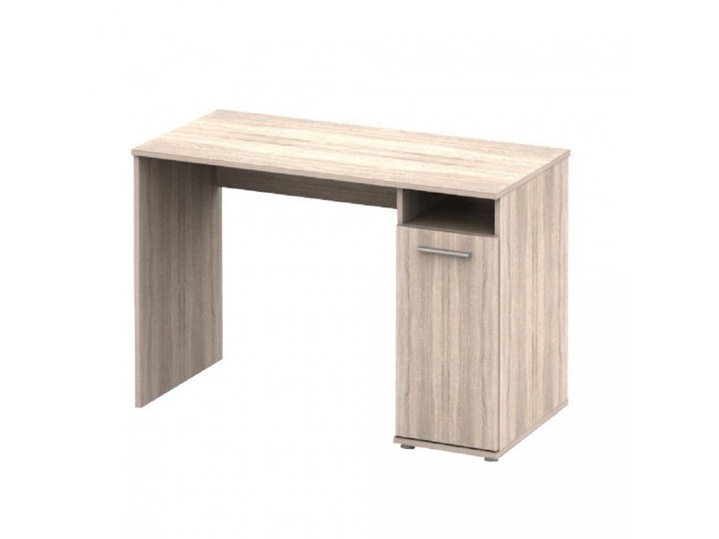 PC stůl, dub sonoma, NOKO-SINGA 21