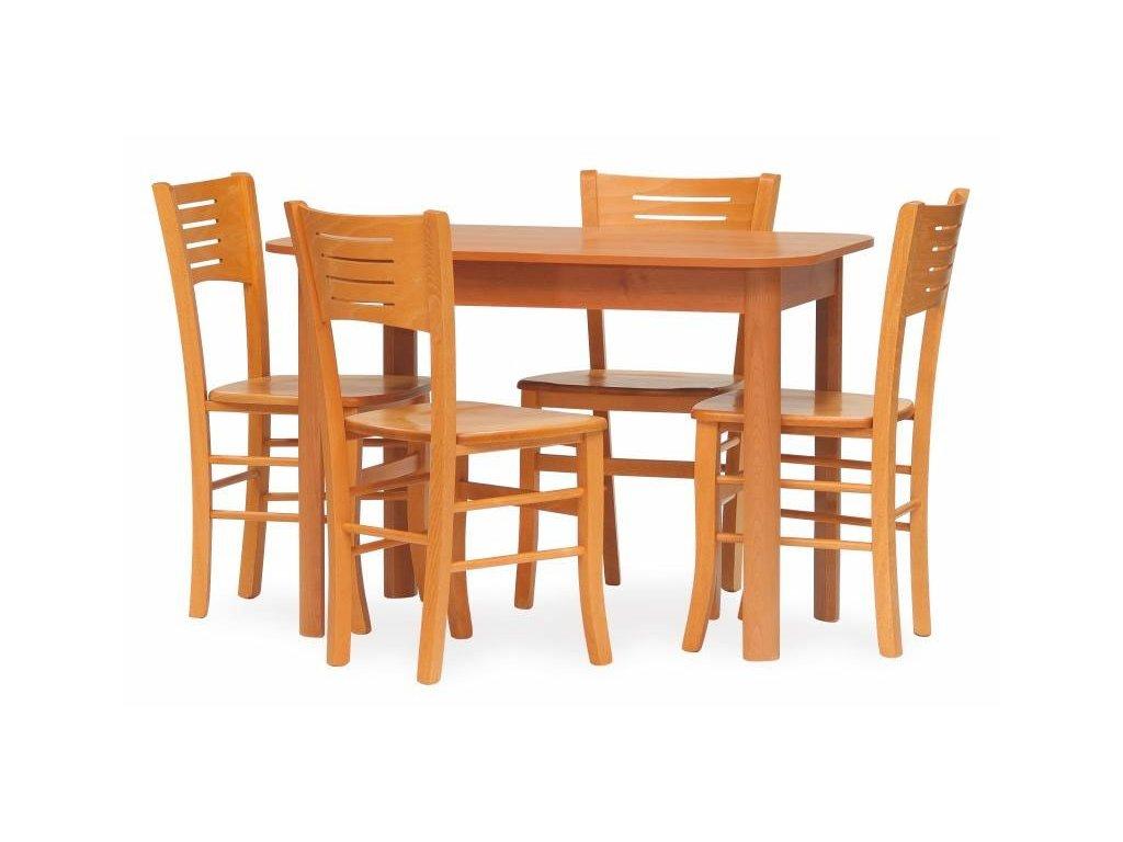 levné jídelní židle