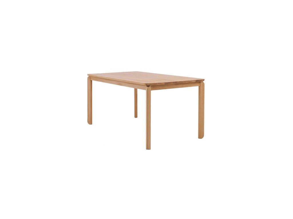 Jídelní stůl GOLF rozkládací - masiv OŘECH
