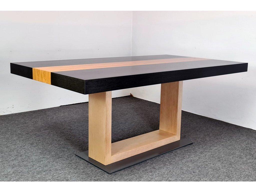 Jídelní stůl NIKA na jedné noze