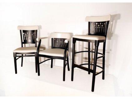 SET židle, křeslo, barová židle - VÝPRODEJ, cena za set