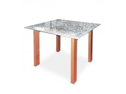Jídelní stůl JURA 90×90 VÝPRODEJ