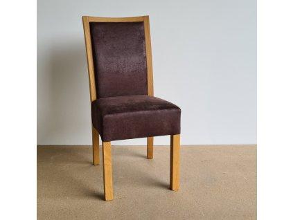 Židle JENNIFER Dub