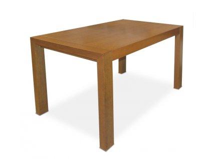 Dýhovaný jídelní stůl KATKA