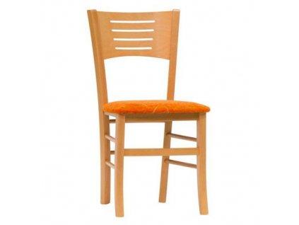 Židle VERONA čalouněný sedák