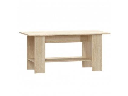 Konferenční stolek, dub sonoma, TEYO