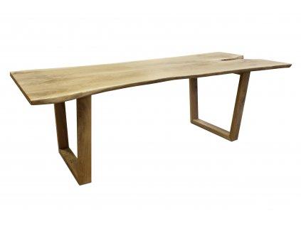 Jídelní stůl WURST masiv dub 100 x 250