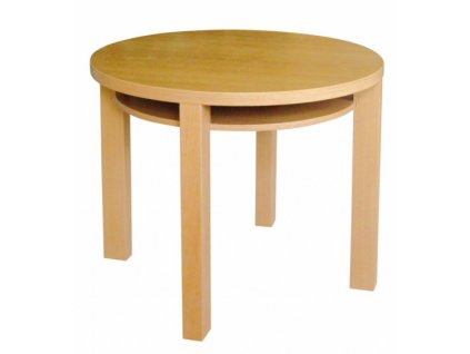Kruhový jídelní stůl OTA