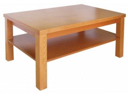 Dřevěný konferenční stolek TOM