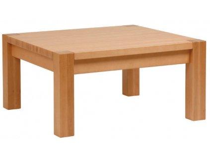 Konferenční stolek CUBIS - masivní BUK
