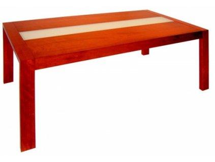 Jídelní stůl KATKA - dlouhé sklo