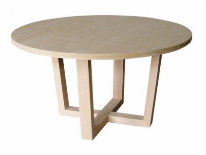 Kruhový jídelní stůl KONY