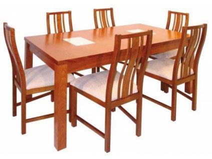 Jídelní stůl TOM - malá skla