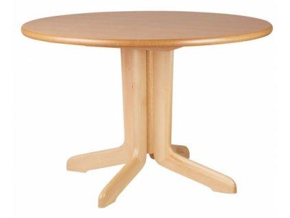 Kruhový jídelní stůl HOK 1