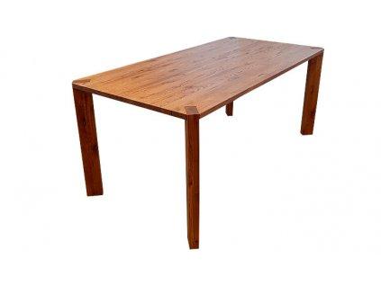 Jídelní stůl CUBIS 2018 pevný - masiv dub