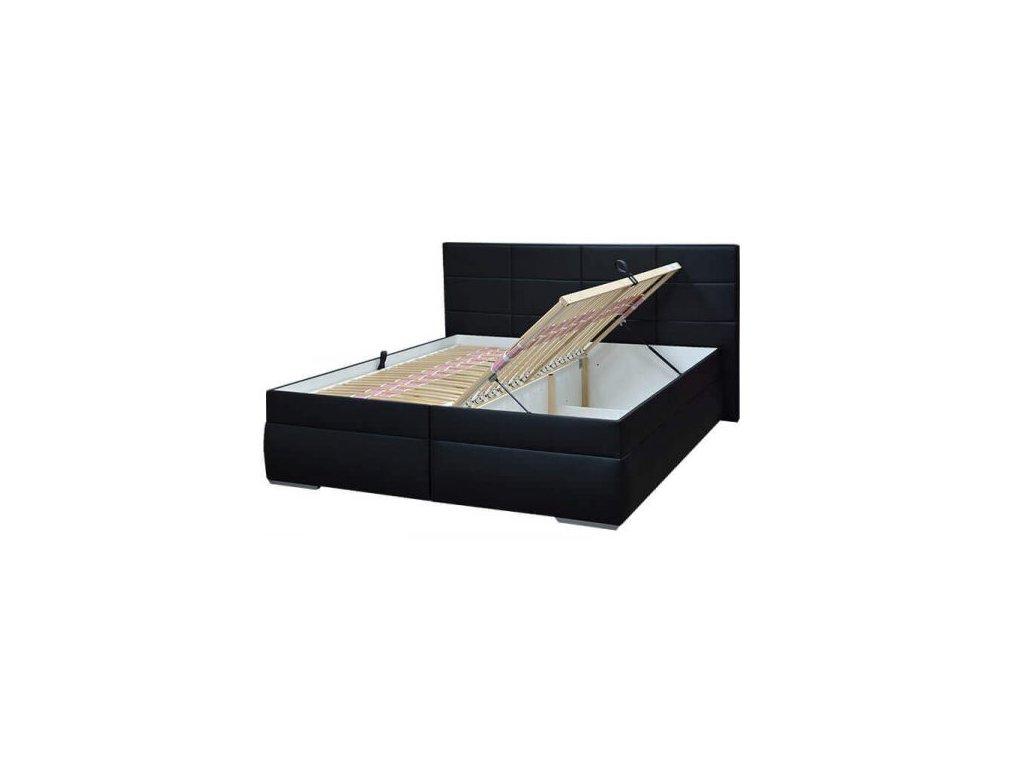 Čalouněná postel BEDŘIŠKA