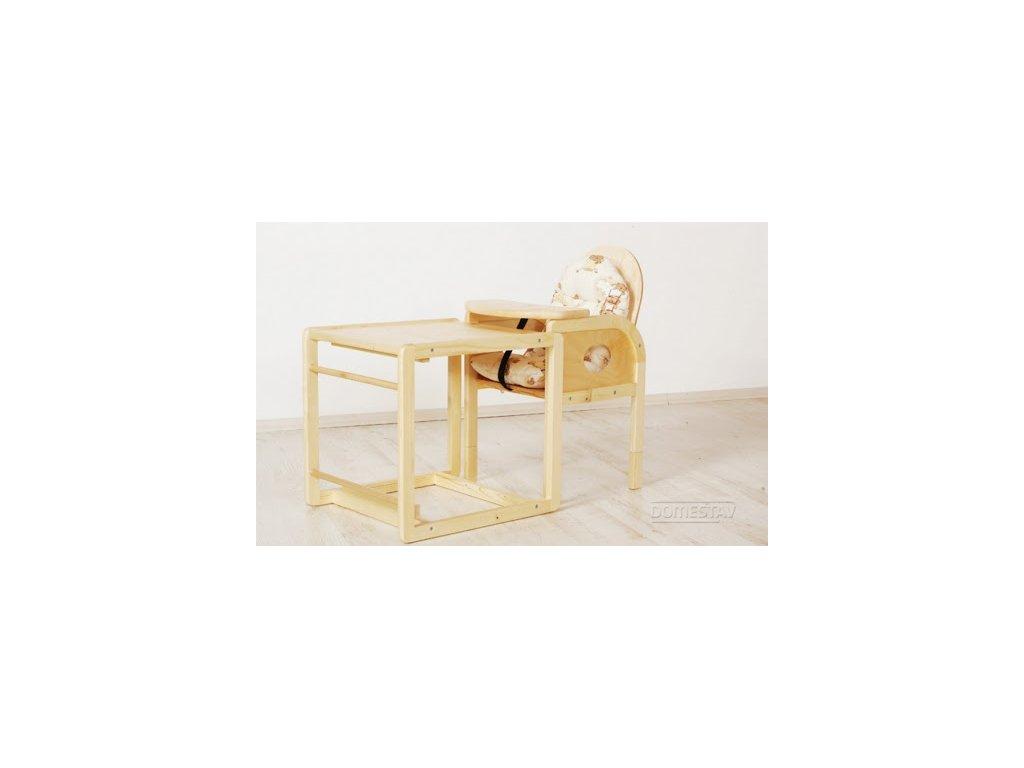 dětská židlička D215