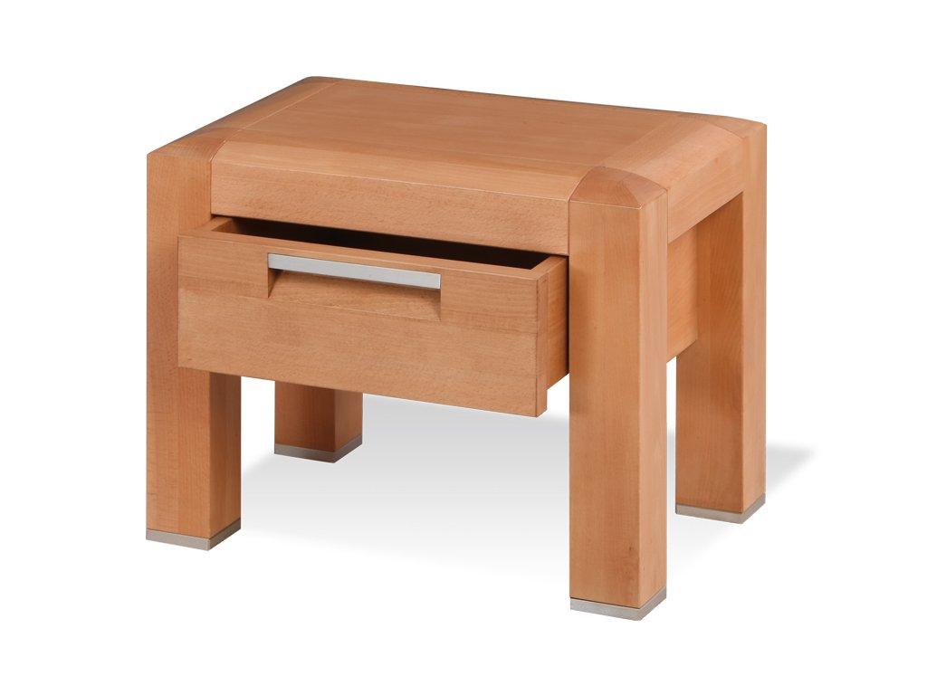 Noční stolek Manon (Buk cink Moření)