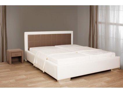 Čalouněná postel KORA
