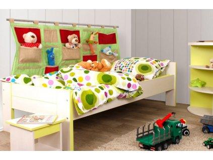 Kapsář dětský univerzální - za postel