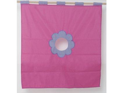 Textilie 5-zvýšené jednolůžko 1175 mm (Barva zeleno-růžová)