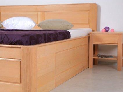 Noční stolek Valencia senior (Buk cink Moření)