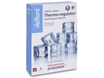THERMO REGULATOR MATTRESS PROT