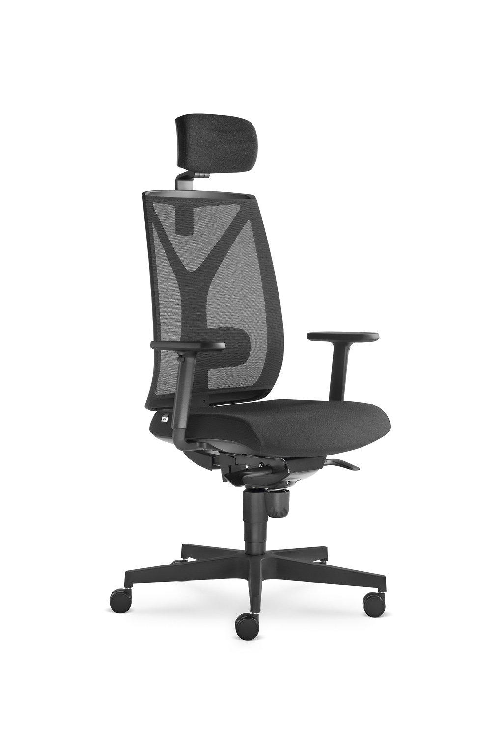 Kancelářská židle LEAF 503 SYS - P - BR209
