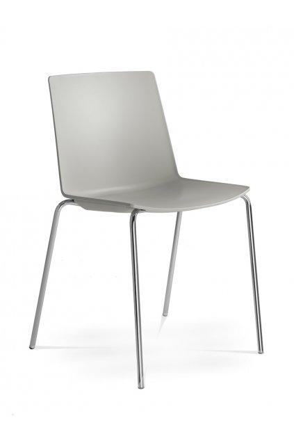 Konferenční židle SKY FRESCH 050 - N4 zelená
