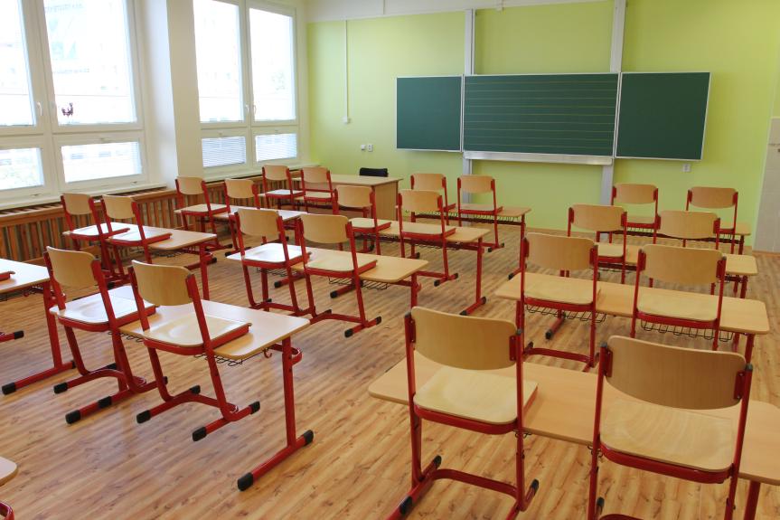 Kompetní vybavení tříd