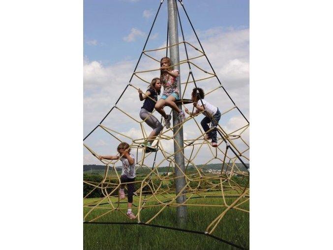 Lanová pyramida