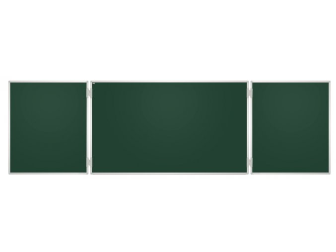 Tabule tryptych zelená