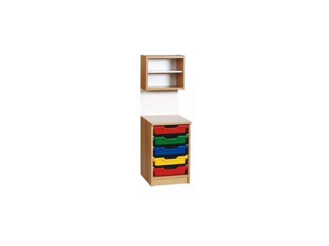 Šuplíková skříňka