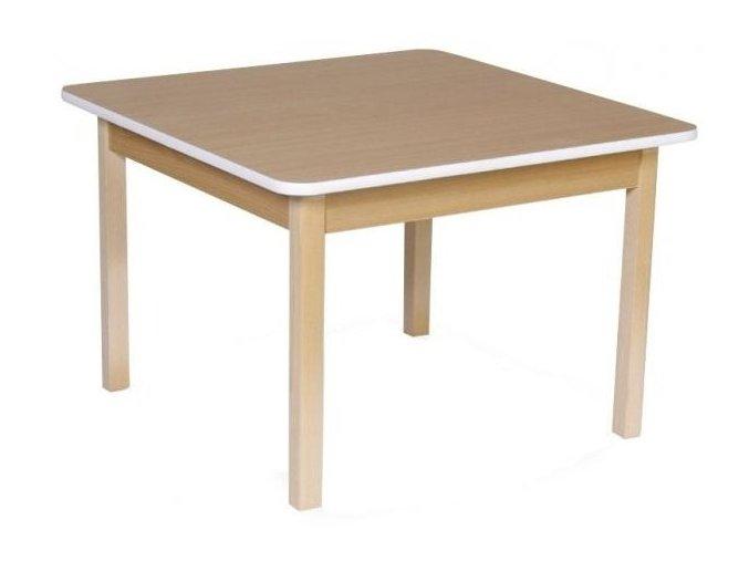 Stoleček dřevěný