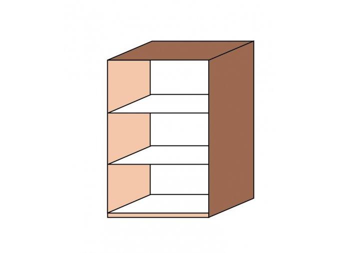 Skříňka otevřená ET-33
