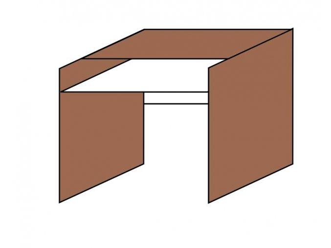 Stůl pod PC ETS-34