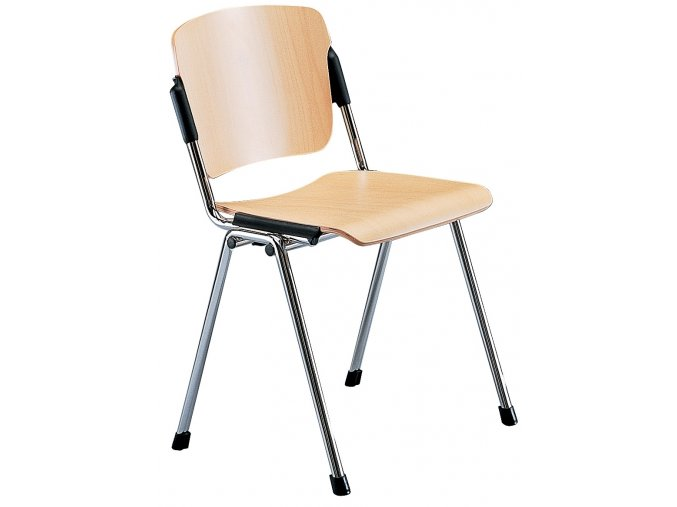 Židle FLOU - překližka