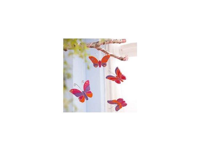 Malí motýlci